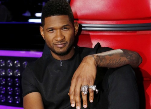 Usher's not having much luck beefing up his team so far.