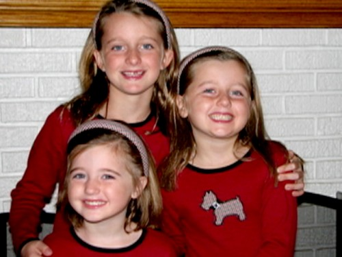 Jackie Hance's daughters