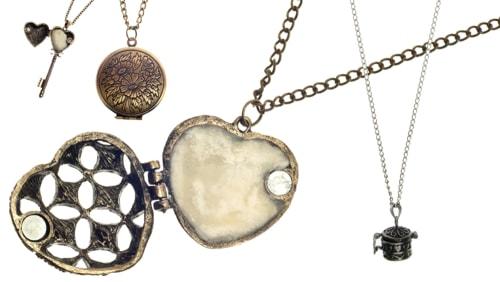 Breast milk jewelry by Brooke Becker