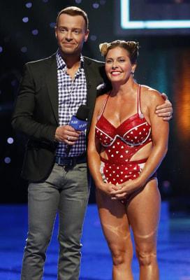 """Joey Lawrence and Nicole Eggert on """"Splash."""""""