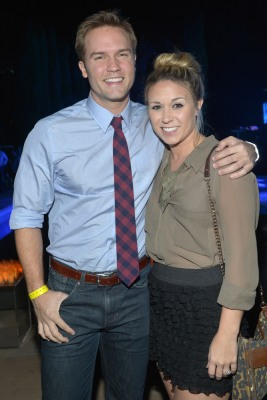 Scott Porter and Kelsey Mayfield.