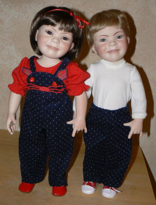Dolls for Downs toys