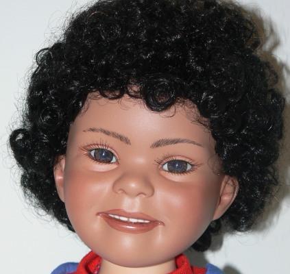 Dolls for Downs doll head