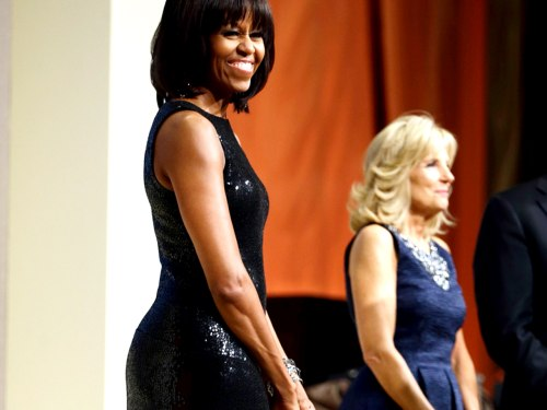 Experts say the rise in upper arm plastic surgery may be driven by women who want toned arms like First Lady Michelle Obama and other celebrities.
