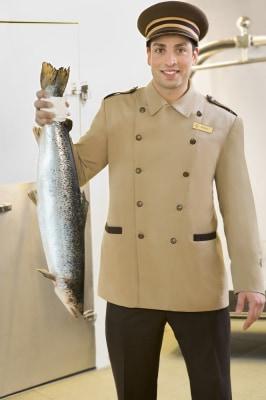 Image; Fish valet