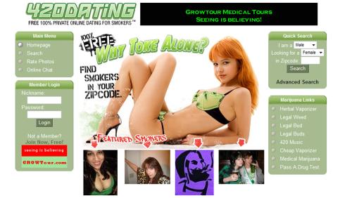 420Dating.com