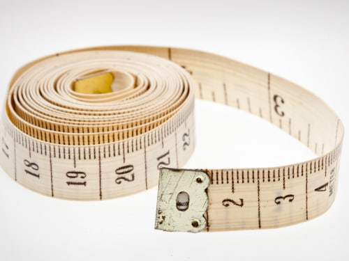 Image: Measuring tape