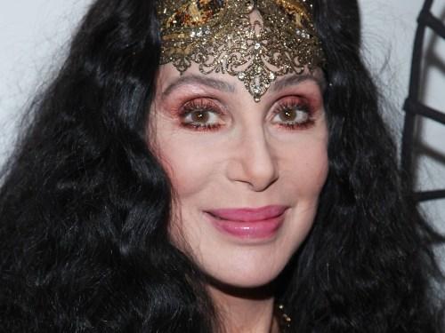 IMAGE: Cher