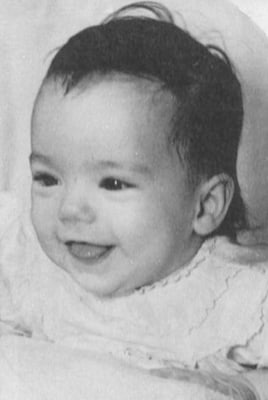 Kathie Lee as a baby!