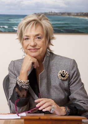 FILE - August 16, 2013:  Rosalia Mera, co-founder of Spanish brand Zara, died yesterday aged 69 following a brain hemorrhage.