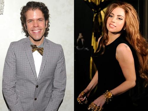 Perez Hilton, Lady Gaga.