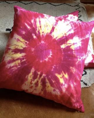 Tye Dye Pillow