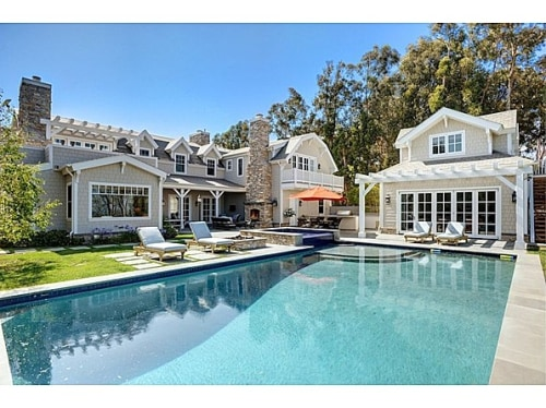 Howie Mandel recently sold his Malibu property.