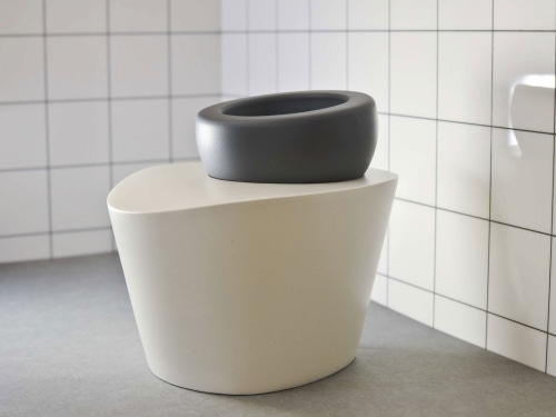 Could this be the toilet of the future?