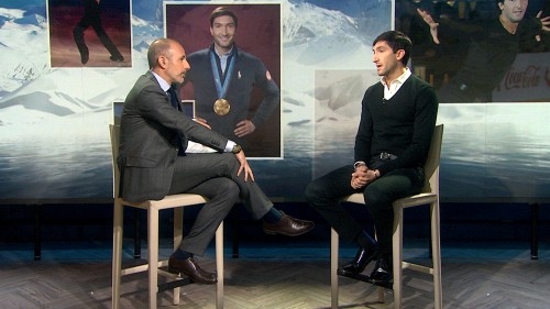"Lysacek told Lauer he feared ""permanent and severe damage"" from injuries already sustained."