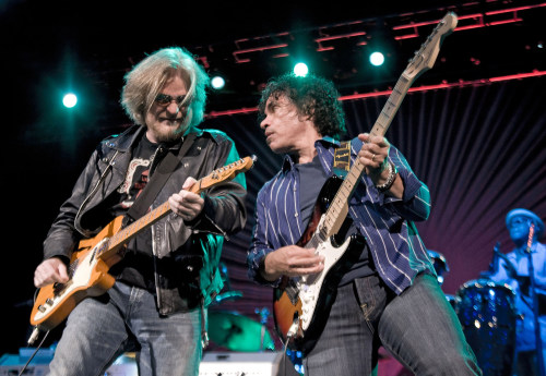 Image: Daryl Hall and John Oates