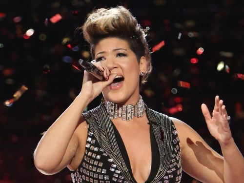 "Image: Tessanne Chin on ""The Voice"""