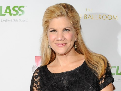 Image: Kristen Johnston