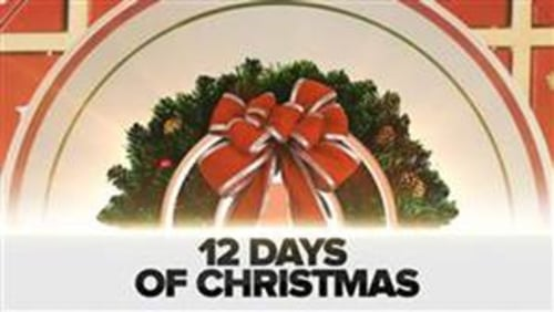 Image: 12 Days of Christmas