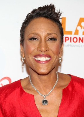 """Good Morning America"" anchor Robin Roberts has revealed via Facebook that she is in a same-sex relationship."