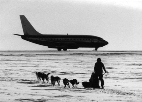 Image: Wien Alaska Airlines