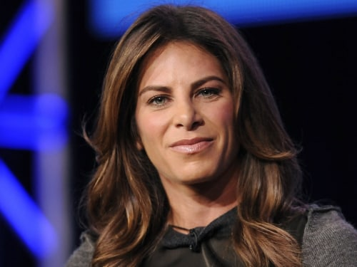 "Trainer Jillian Michaels of ""The Biggest Loser"" has written a new self-help book, ""Unlimited."""