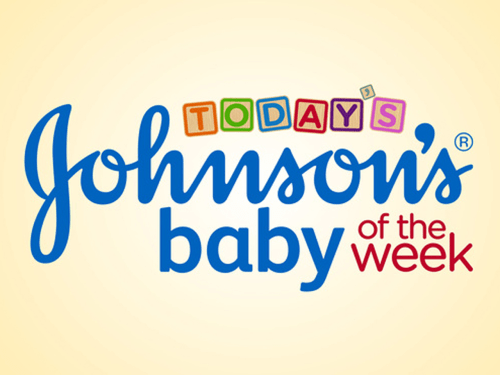TODAY's Johnson's Baby of the Week
