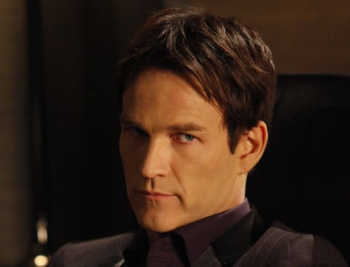 "Image: Stephen Moyer as vampire Bill Compton on ""True Blood."""