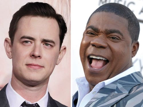 Image: Colin Hanks, Tracy Morgan