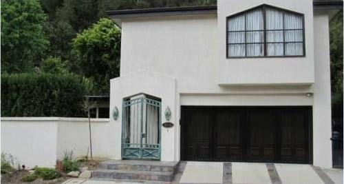 Image: Naya Rivera home