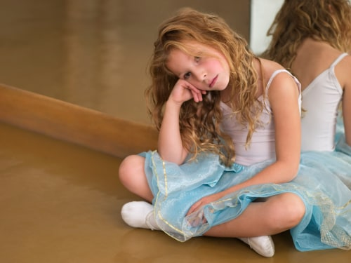 Is Your Child A Quitter When To Push A Kid And When To