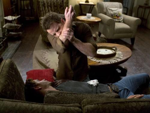 """Image: Ben isn't what he seems on """"True Blood."""""""