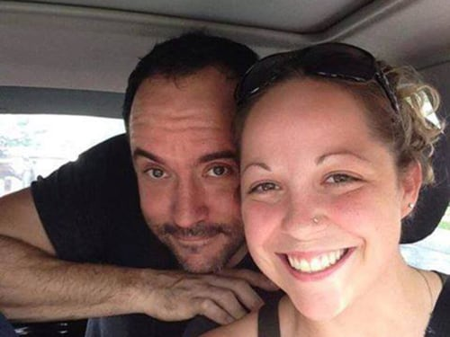 Image: Dave Matthews and Emily Kraus