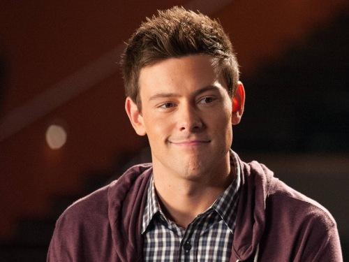 "Image: Cory Monteith as Finn on ""Glee"""