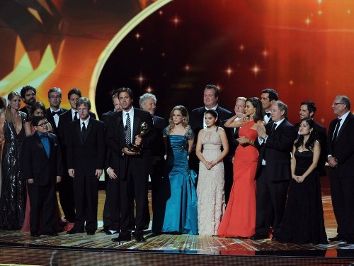 "Image: ""Modern Family"" wins at 2012 Emmys"