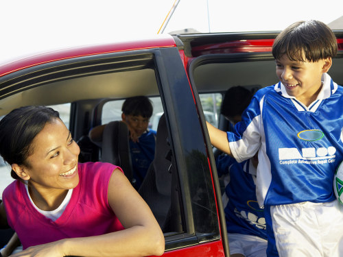 One mom's farewell to the minivan is bittersweet