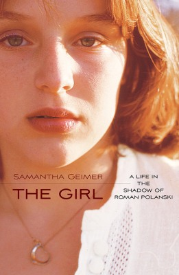"The photograph of Samantha Geimer that appears on the front cover of ""The Girl: A Life in the Shadow of Roman Polanski."""