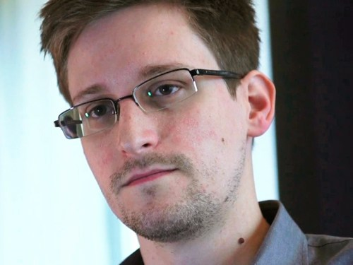 NSA whistleblower Edward Snowden, an analyst with a U.S. defence contractor, is seen in this still image taken from video during an interview by The G...