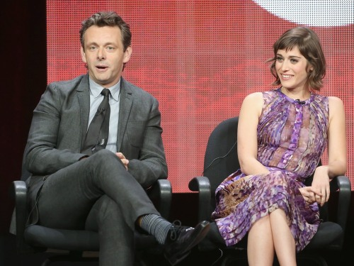 """Michael Sheen and Lizzy Caplan star in """"Masters of Sex,"""" Showtime's drama about the pioneers of the sexual revolution."""