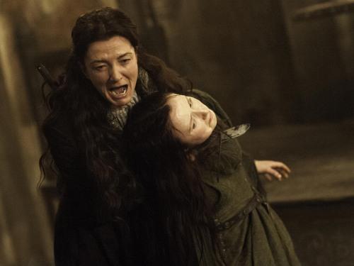 "Image: Cat Stark on ""Game of Thrones"""