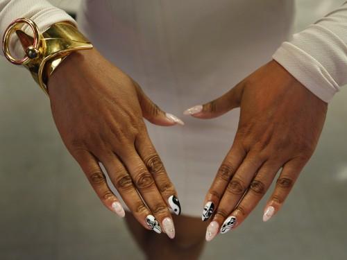 Ashanti Thursday, June 6, 2013, in New York, N.Y. (Rebecca Davis / TODAY)