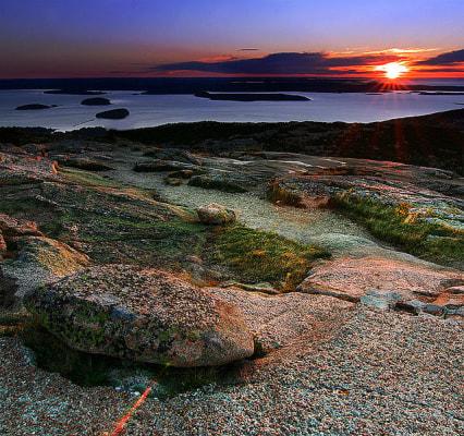 Arcadia National Park