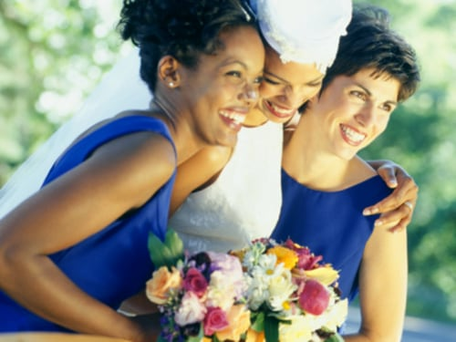 Are you still friends with members of your wedding party?