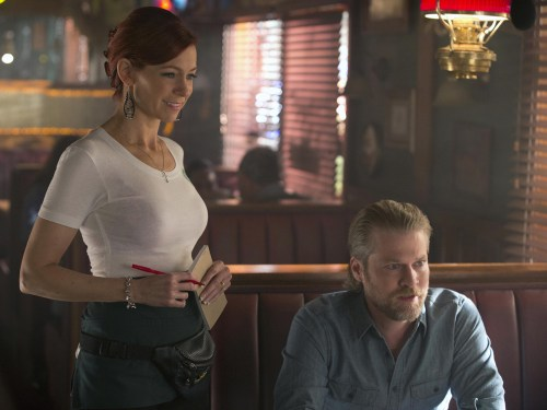 """Image: Arlene and Terry on """"True Blood"""""""