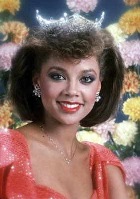 MISS AMERICA PAGEANT 1984 -- Pictured: Vanessa Williams  -- Photo by: NBCU Photo Bank