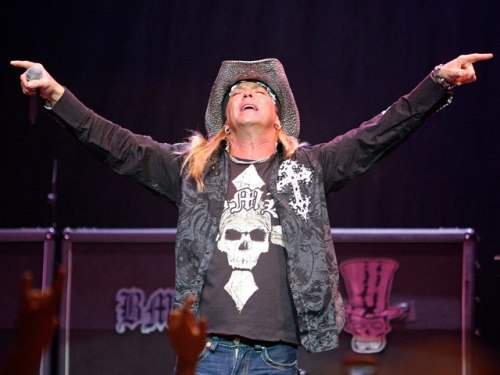 Image: Bret Michaels.