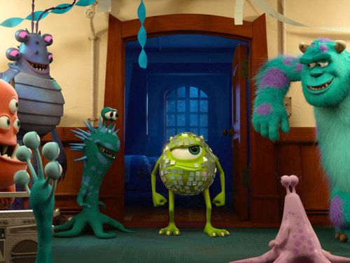 "Image: ""Monsters University"""