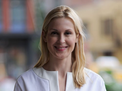 Kelly Rutherford in New York City in 2012.