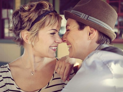 Jennifer Tom and Corrie Sharp