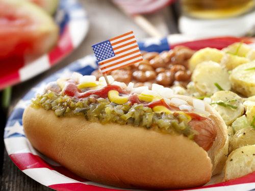 Image: Hot dog